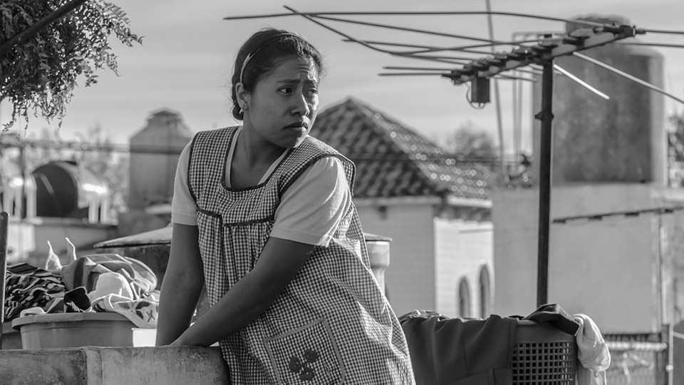 Yalitza Aparicio in Netflix's 'Roma'