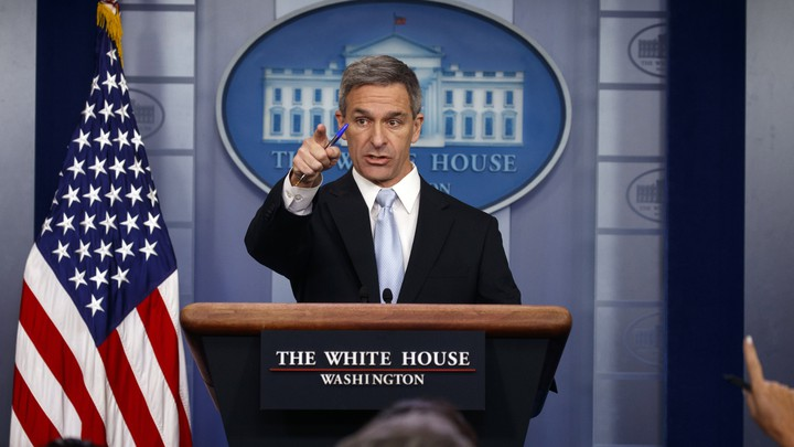 Who Is Ken Cuccinelli? New White House Immigration Lead - The Atlantic