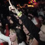audience members at venue