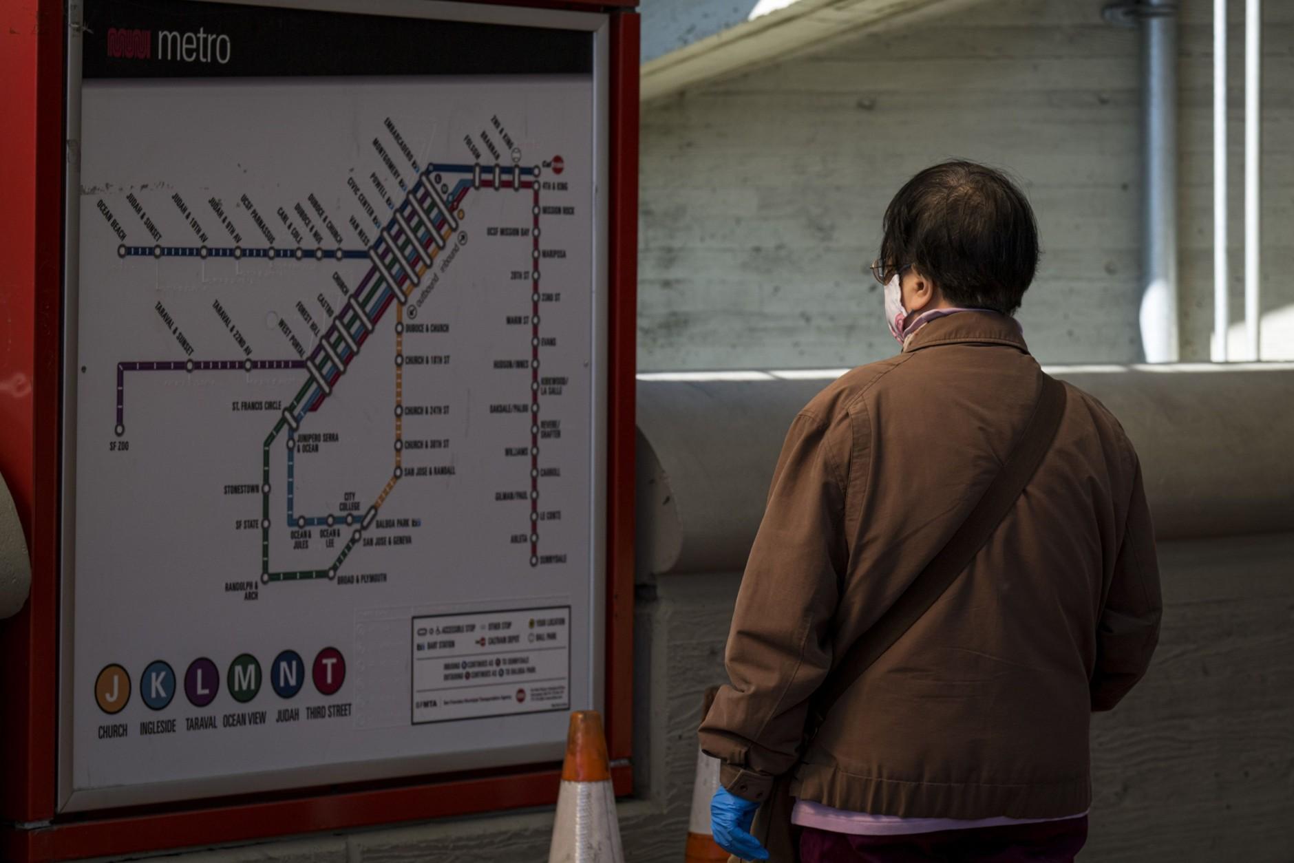 Who Will Ride Transit After Coronavirus?