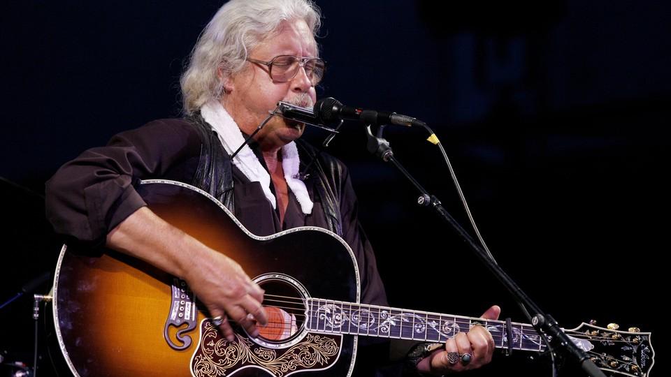 Arlo Guthrie in 2007